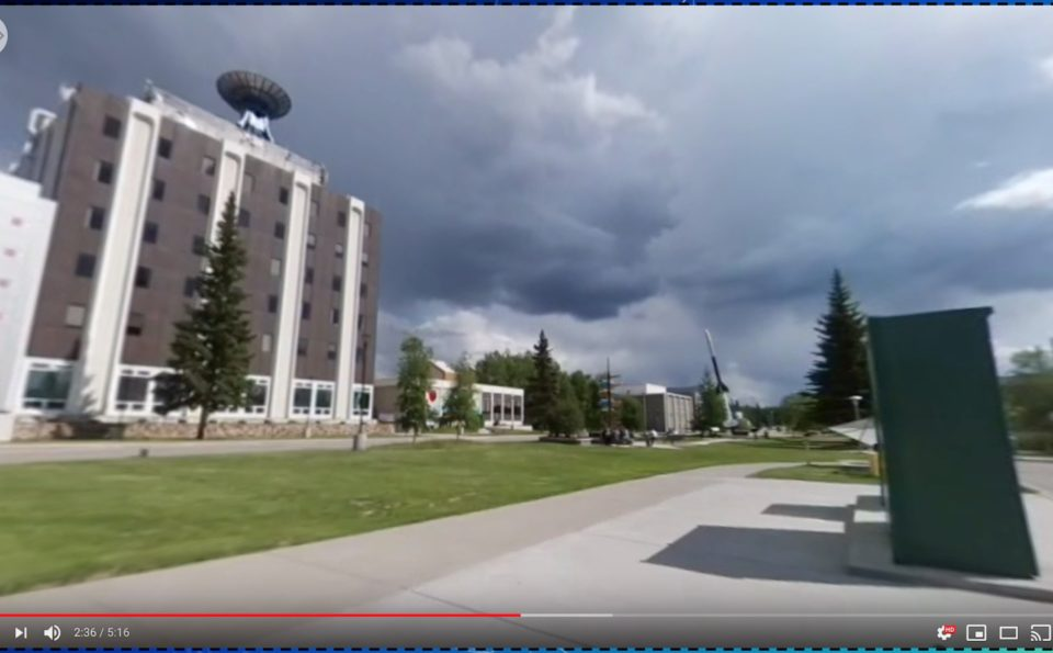 Applying 360° Video to Distance Learning